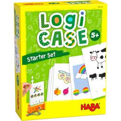 LogiCase, starter set 5+.