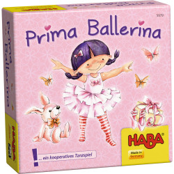 Prima Ballerina.