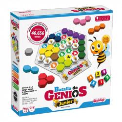 Battle of geniuses Junior.