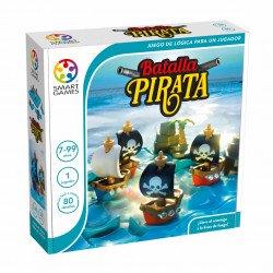 Batalla pirata.