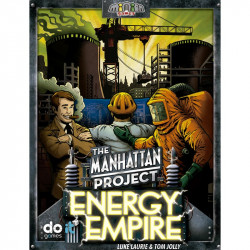The Manhattan Project. Energy Empire.