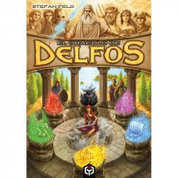 El oráculo de Delfos.