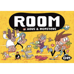 ROOM, Agus and Monsters.