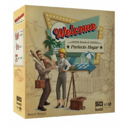 Welcome, hacia el perfecto hogar.