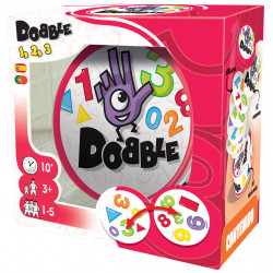 Dobble Forms and numbers.