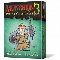 Munchkin 3. Pifias clericales.