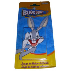 My first cards: Bugs Bunny.