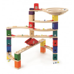 The Roundabout marble run.