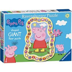 Pepa Pig. Puzle gigante.