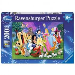 Amigos de Disney. 200 piezas.