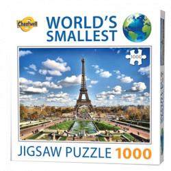 World´s smallest. Torre Eiffel. 1000 pcs.