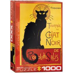 Black cat. 1000 pcs.