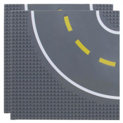 Stackable baseplate.