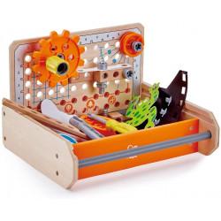 Scientific tool belt.