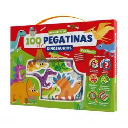 100 pegatinas. Dinosaurios.